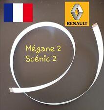 1 câble FFC 7 pins pour contacteur tournant airbag RENAULT Mégane 2, Scénic 2