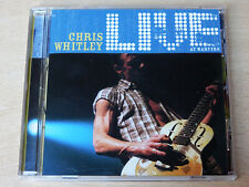 Chris Whitley/Live At Martyrs/2000 CD Album