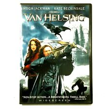 Van Helsing (Dvd, 2004, Widescreen) Hugh Jackman Kate Beckinsale