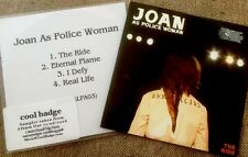 Joan As Police Woman (2xCD Bundle) The Ride 2006 + Promo CD 2006/I Defy