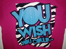 WWE Dolph Ziggler You Wish You Could L T-Shirt One sided WWF