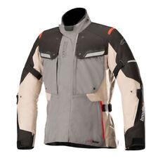 Blousons gris coude pour motocyclette