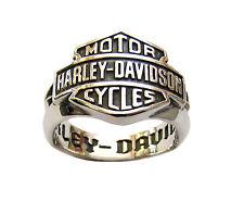 Biker  Ring Men's Shild #1264 sterling silver 925  size 11