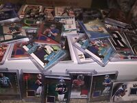 FOOTBALL Wholesale Lot Autograph Game Used Jersey Relic  GU Insert Hot Pack NFL