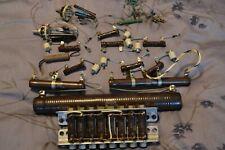 Huge high voltage resistor capacitor lot of 60+ Ohmite / Sprague / Dale