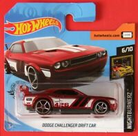 Hot Wheels 2019  DODGE CHALLENGER DRIFT CAR   179/250 NEU&OVP