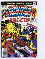 Captain America #205 Marvel 1977