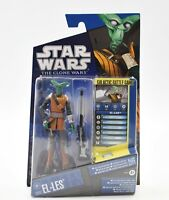 Star Wars The Clone Wars - Bounty Hunter El-Les Action Figure