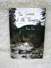 The Source of All Things: A Memoir (2011) by Tracy Ross Hardback Book, Good Read