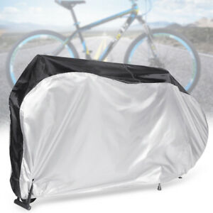 Waterproof Mountain Bike Cover Outdoor Anti UV Rain Dust Bicycle Cover + Bag