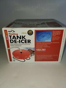 API FLOATING TANK DE-ICER 7521 1500-WATT API HEATER - NIB