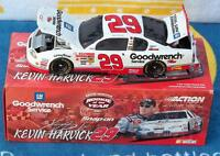 2001 Action 1:24 Kevin Harvick Goodwrench ROY Rookie of the Year Black Window SP