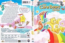 The Care Bears Movie 25th Anniversary Edition (DVD, 2007)