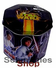 TOPPS Star Wars-Force Attax movie serie 3-TIN BOX con scheda EDIZIONE LIMITATA