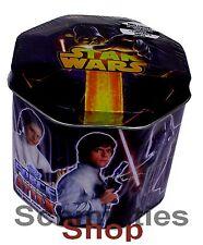 Topps Star Wars - Force Attax Movie Serie 3 - Tin Box mit Limitierte Karte