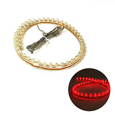 1x Red 48cm 48-LED 12v Flexible LED Light Strip