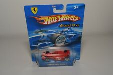 V 1:64 HOTWHEELS H9974 FERRARI F1 RACING CAR GRAND PRIX RACER MINT BOXED ON CARD