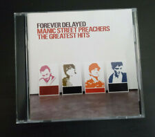 CD DOUBLE ALBUM - MANIC STREET PREACHERS - FOREVER DELAYED - THE GREATEST HITS