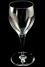 BACCARAT COLLECTIBLE FRENCH FRANCE CRYSTAL 7 1/2 INCH WINE GLASSES GLASS