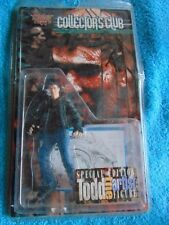 Nip McFarlane Collector's Club Special Edition Todd The Artist Action Figure