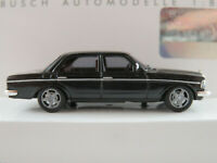 "Busch 46872 Mercedes-Benz W 123 Lim. (1977) ""Black Edition"" 1:87/H0 NEU/OVP"