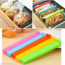 6Pcs Portable Family Tool Keep Innovation Of Food Fresh Plastic Bag Sealing Clip