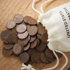 Vintage Wheat Cent Hoard 10 S Mint San Francisco Pennies FREE Shipping