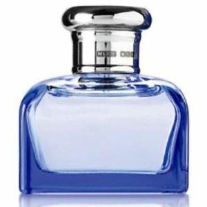 ($84 Value) Ralph Lauren Blue Eau De Toilette Spray Perfume for Women 4.2 oz