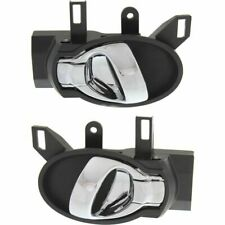 New Front Or Rear Set Of 2 LH And RH Side Interior Door Handle Fits Juke Cube