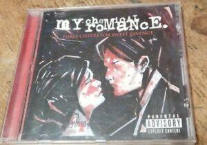 My Chemical Romance - three cheers for sweet revenge (CD 2004)