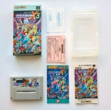 Rockman X3 Nintendo Super Famicom game (Japanese)