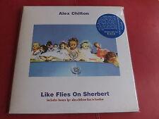 Alex Chilton - Like Flies On Sherbert / Bonus Live In London DLP Earmark 2003 RE