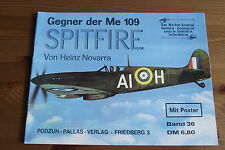 SPITFIRE. Waffen-Arsenal Band 36. Podzun Pallas
