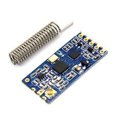1pcs New 433Mhz HC-12 SI4463 Wireless Serial Port Module 1000m Replace Bluetooth