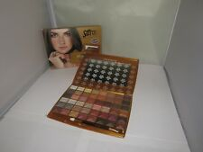 Saffron 48 Colour Nude Shades Eyeshadow Palette Make Up Gift Set Boxed