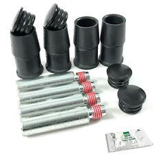 2X REAR CALIPER SLIDER PIN KITS GUIDE BOLTS FITS: FORD C-MAX 07-14 BCF1306GSX2