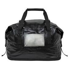 Extreme Max DryTech Waterproof Duffel Bag- Large, Black