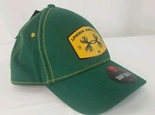 Under Armour Mens UA Antler Patch Snapback Cap Hat Green Hunting