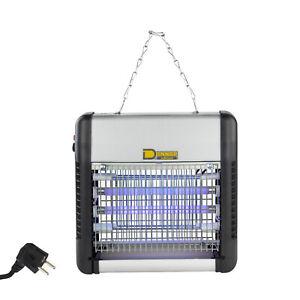 922229 Insektenvernichter Mücken-Fliegenvernichter Fliegenfalle 12 Watt UV