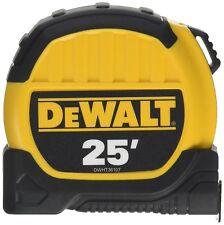 DEWALT DWHT36107 TAPE MEASURING 25 FT