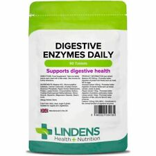 Digestive Enzymes Daily simple easy-swallow tablet