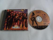 JON BON JOVI - Blaze Of Glory (CD 1990) FRANCE Pressing