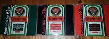 CD Jägermeister ROCK HITS DER 60er, 70er, 80er