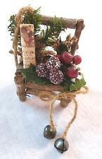 Vintage Old Chair Decor Ornament