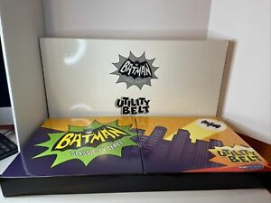 Batman Utility Belt Classic 1966 TV Series Adult Collectable New opened box