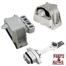 98-06 Volkswagen Beetle/ Golf/ Jetta 1.8L / 2.0L Motor Trans. Mount Set 3PCS kit