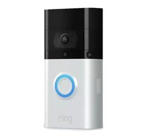 Ring Video Doorbell 3 Smart Doorbell PLUS-2 months use