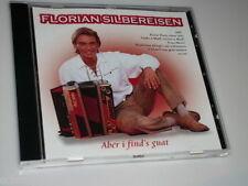 FLORIAN SILBEREISEN ABER I FIND'S GUT CD MIT DIE BAVARIA - WEISS BLAU KLING'S AM