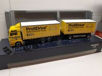 MAN TGX  ProfiDrive Safety & Economy Training Fliegl Trailer  906302