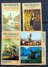 Nicaragua 1976 Lot 200 Jahre Unabhänigkeit der USA